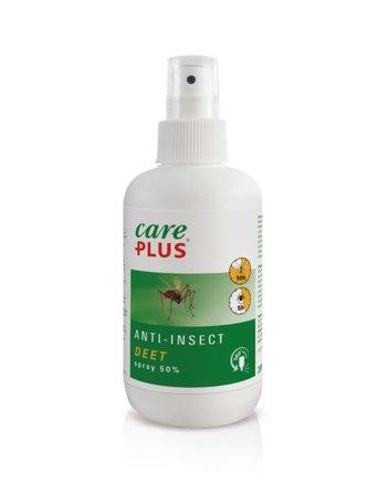 Care Plus Insektenschutz Deet Spray 50% 200ml