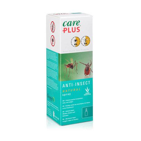 Care Plus Insektenschutz Natural Zitronen - Eukalyptus Spray 100 ml