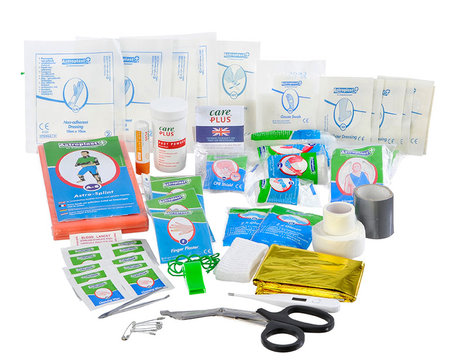 Care Plus First Aid Kit Bergsteiger