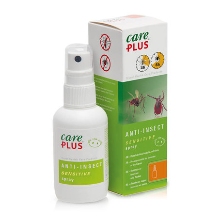 Care Plus Insektenschutz Sensitive spray 60ml