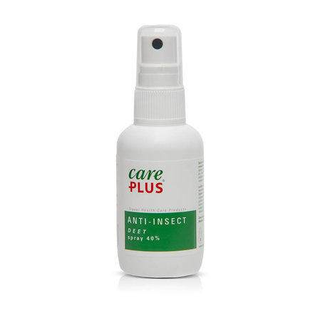 Care Plus Insektenschutz Deet 40% Spray 100 ml