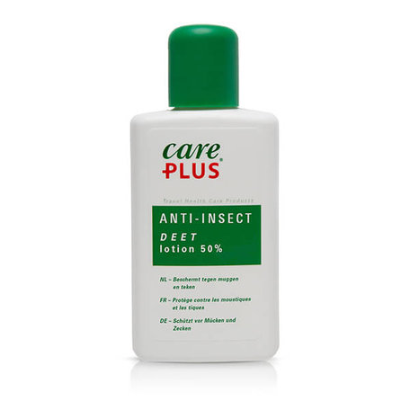Care Plus Insektenschutz Deet 50% Lotion 50 ml