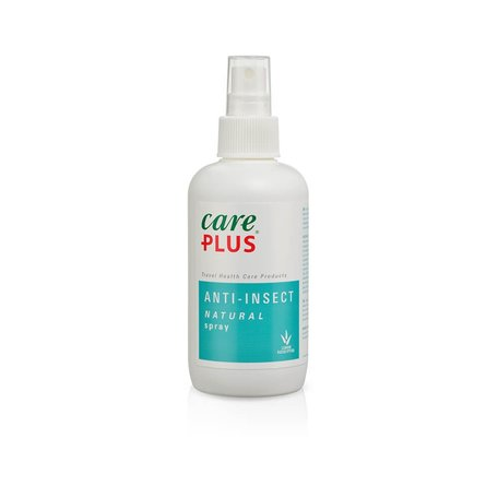 Care Plus Insektenschutz Natural Zitronen - Eukalyptus Spray 200 ml