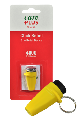 First Aid Click Relief