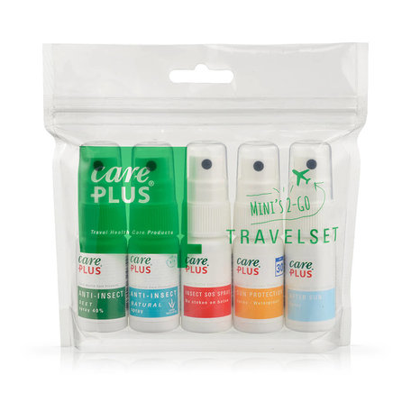 Care Plus Travelset Mini Spray 15 ml