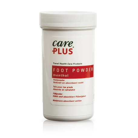 Care Plus Fußpuder