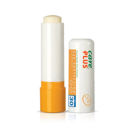 Care Plus Lippenstift Sonnenschutz SPF30