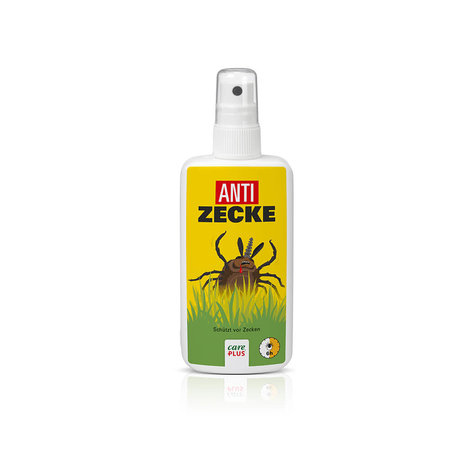 Care Plus Anti Zecke Spray 100 ml