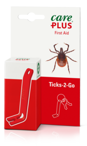 Care Plus Zeckenzange - Ticks-2-Go