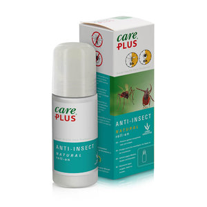 Care Plus Anti-Insect Natural roll-on, 50 ml