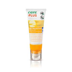 Care Plus Gesicht & Lippe Sonnenschutz SPF50 20 ml